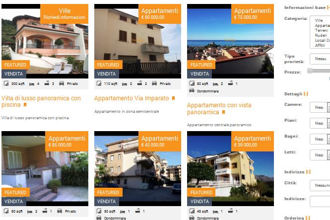Immobiliare Riviera dei Cedri